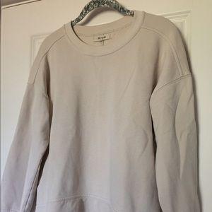 madewell pullover sweatshirt